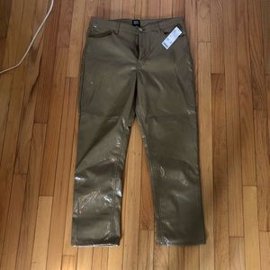 Urban Outfitters Vinyl Pants